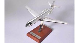 04. Precioso avión de colección Sud A. Caravelle