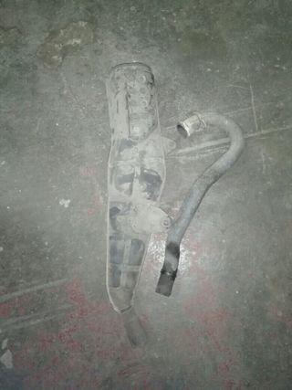 tubo de escape dr125