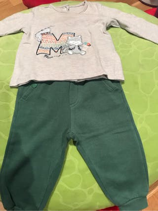 Chandal niño bebe Mayoral