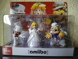 Amiibo Mario Odyssey nintendo amiibo