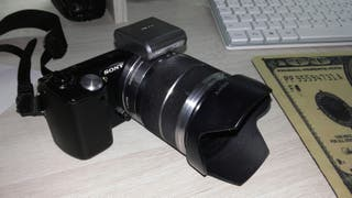 camara sony nex-5 hd