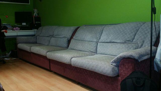 2 sofas 1,75 X 85 (cada uno) a recoger en Alagón.