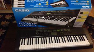 teclado CASIO CTK-1100 a estrenar