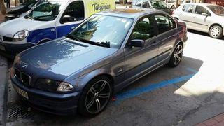Cambio BMW 330d 2001 por monovolumen gasolina