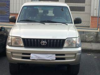 Toyota lan chuiser 2002