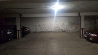 Garaje y trastero en Paseo Pocillo