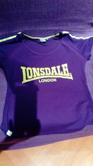 Camiseta Lonsdale chica