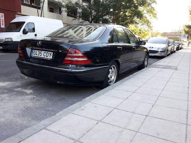 Mercedes Clase S 2004