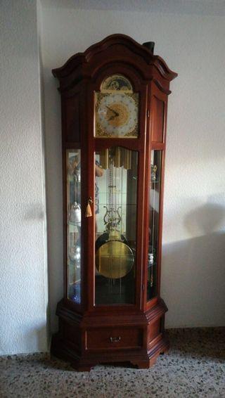 reloj de cadenas