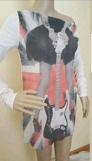 camiseta top blusa vestido denny rose