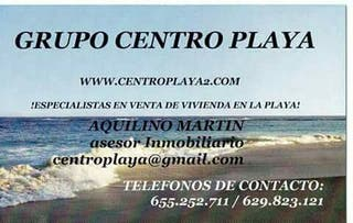 Inmobiliaria Centro Playa.