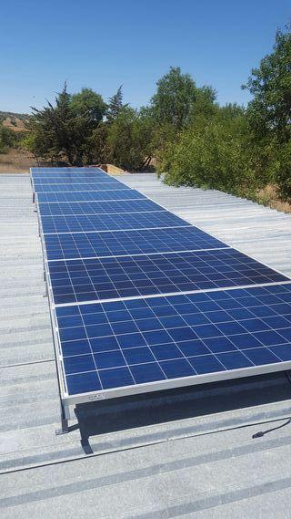 placas solares 24v OCASION