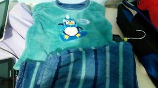 pijama niño4a5