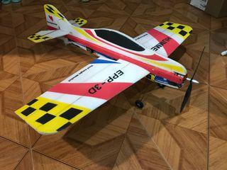 Avion hummer rc epp 3d
