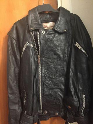 Chupa (chaqueta) de cuero para Hombre talla M