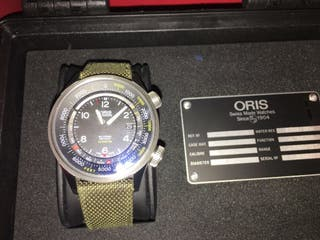 ORIS BIG CROWN PROPILOT ALTIM