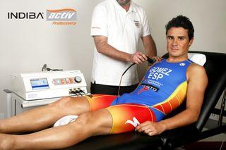 Masaje deportivo- osteopatía