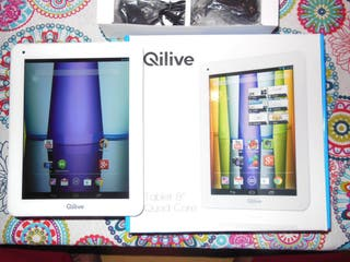 "Tablet 8"" Qilive + Regalo Funda"