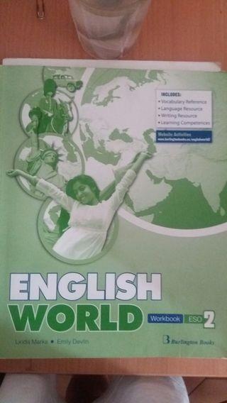 Inglés Workbook 2 ESO