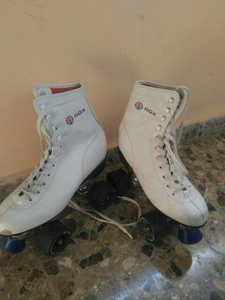 patines años 90 marca Rox