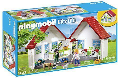 PLAYMOBIL - Escuela de MASCOTAS - 5633