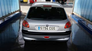 Peugeot 206 1.4HDI 75cv 2003