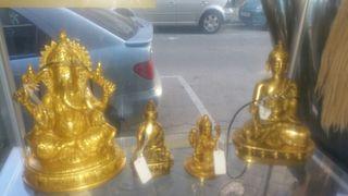 figuras bronce