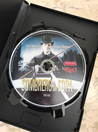 Pelicula Dvd. Sombrero de Copa