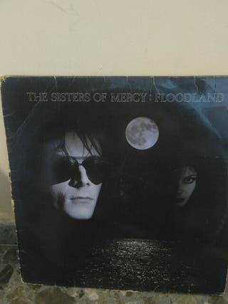 lp the sisters of mercy floodland