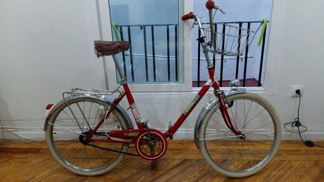 Bicicleta plegable adulto TORROT