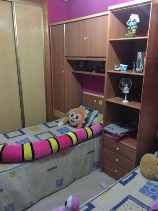 Dormitorio Juvenil completo