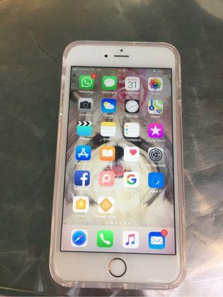Iphone 6s plus oro rosa 64gb