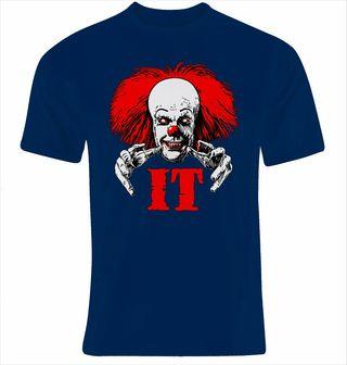 Camiseta IT Nueva elige tallas y colores