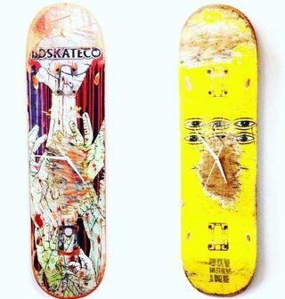 Reloj Skate