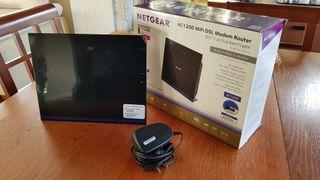 Router/ Modem Netgear D6200