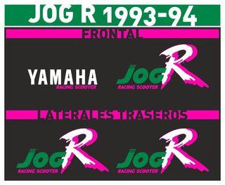 Pegatinas Yamaha JOG R 1993-94