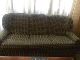 Sofa con butacas
