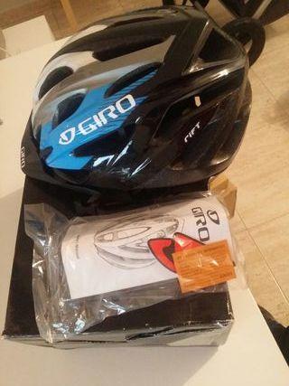 Casco Bici Giro Rift