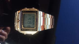 Reloj mujer dorado Casio estilo Vintage