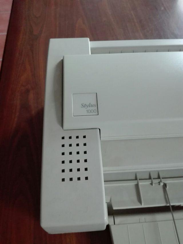 Impresora Epson Stylus 1000