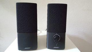 Sistema de altavoces multimedia Bose Companion 2