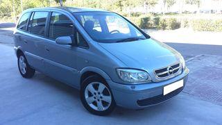 Opel Zafira 2.0 DTI 16V edition