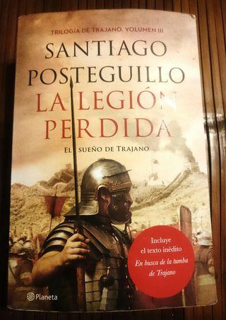 """Libro """"La Legión Perdida"""". Volumen III"""