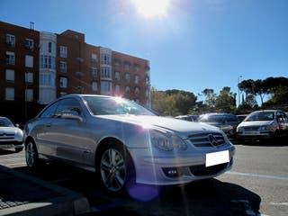 Mercedes-Benz CLK 320CDI Avantgarde