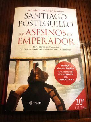 """Libro """"Los Asesinos del Emperador"""". Volumen I"""