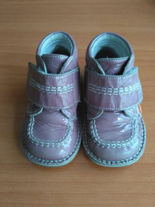 Botines bebé niña Dan'shoes N°20