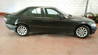 bmw serie 3 1991 color negro perfecto motor