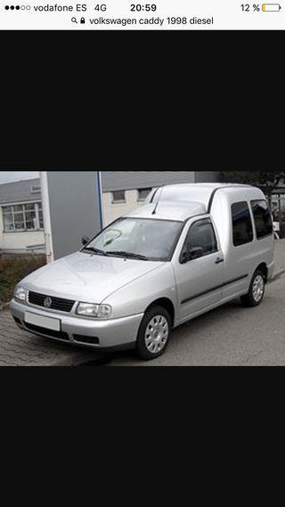 despiece volkswagen caddy 1998