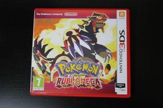 Juego de Pokémon Ruby Omega para 3DS/2DS