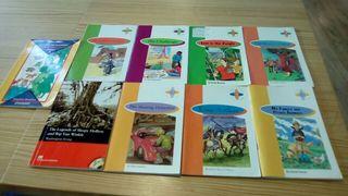 Libros de lectura Inglés ESO y Primaria